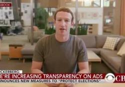 «Chi controlla i dati, controlla il futuro»: il falso video di Zuckerberg  Il video è stato diffuso da due artisti su Instagram. Un po' provocazione, un po' iniziativa pubblicitaria, riapre il dibattito sui video falsi creati con il machine learning, detti