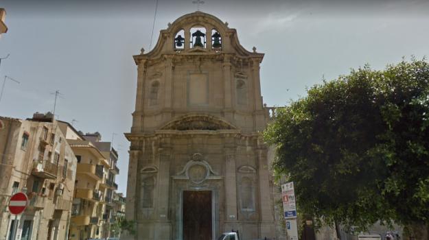 Chiesa del Carmine, licata, restauro, Agrigento, Cultura