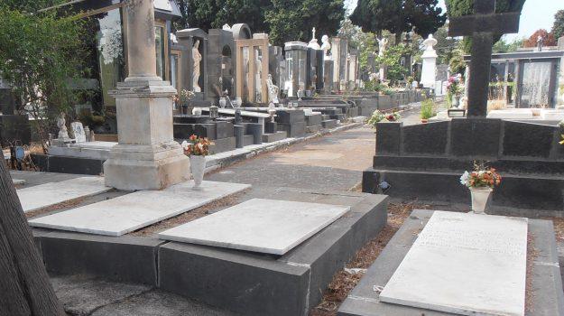 cimitero di Catania, comitato Terranostra, Carmelo Sofia, Catania, Cronaca