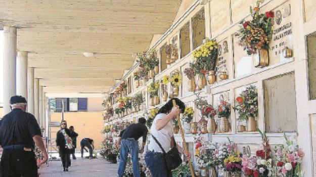 Cimitero, Global Service, Piano Gatta, Agrigento, Cronaca