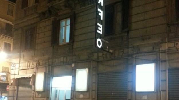 Malore cinema Orfeo, Palermo, Cronaca