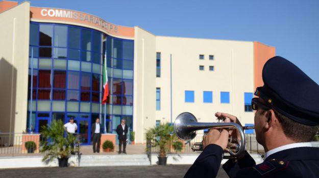 commissariato Castelvetrano, infrastrutture, opere pubbliche, Trapani, Economia