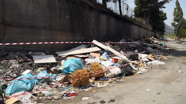 rifiuti, Leoluca Orlando, Palermo, Cronaca