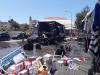 Esplosione al mercatino di Gela, c'è una seconda vittima: morta a Palermo donna di 64 anni