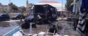Esplosione al mercatino di Gela, proclamato il lutto cittadino per la morte di Tiziana Nicastro