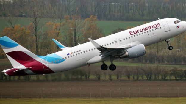 aerei, aria condizionata, volo Amburgo Catania, Catania, Cronaca