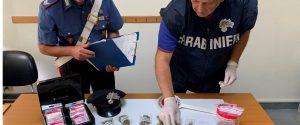 Vittoria, arrestati 2 pusher e sequestrato un etto di hashish e marijuana