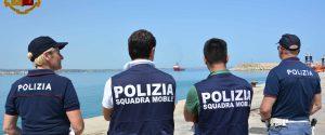 Sbarco a Pozzallo, fermati i due presunti scafisti