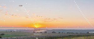 Arriva da Marina di Ragusa la foto scelta dalla Nasa per il solstizio d'estate