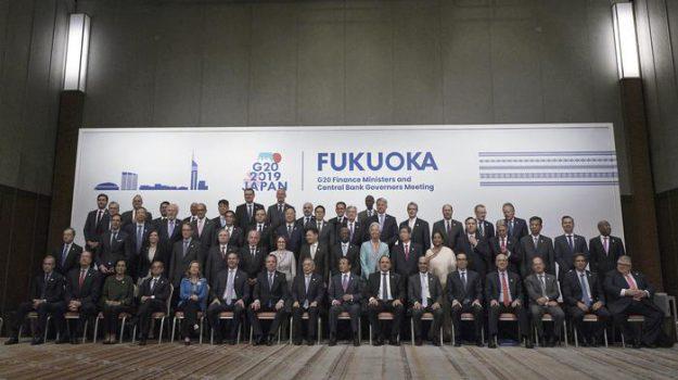CINA, dazi, Fukuoka, G20, USA, Sicilia, Mondo