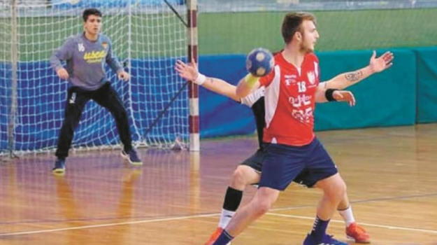 pallamano, Team Handball Alcamo, Vito Vaccaro, Trapani, Sport