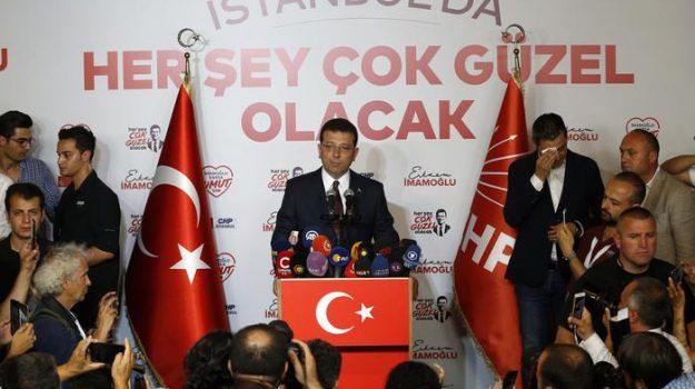 Elezioni Istanbul, Recep Tayyip Erdogan, Sicilia, Mondo
