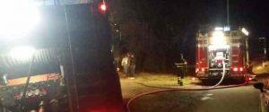 Incendio in una villetta a Mazara del Vallo: muoiono padre e figlio
