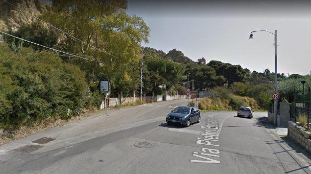 incidente, via Cardinale Rampolla, villa sofia, Palermo, Cronaca