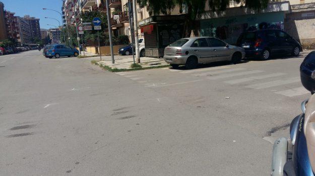 incidente, via dei Nebrodi, Palermo, Cronaca