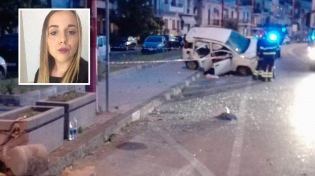 incidente stradale, via Consolare Pompea, Martina Carbonaro, Messina, Cronaca