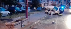 Tragico incidente a Messina, auto sbanda: muore una ragazza di 21 anni