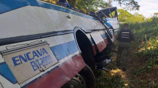 incidente autobus, Venezuela, Zulia, Sicilia, Mondo