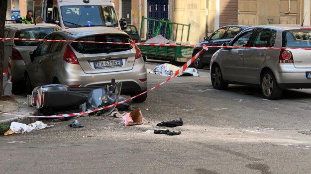incidente, via Selinunte, Nicola Polisano, Palermo, Cronaca