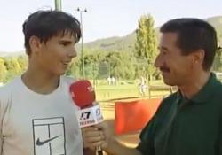 L'intervista al giovane Nadal: «Il mio sogno è vincere Wimbledon» Rispunta un'intervista al giocatore quando aveva 16 anni nella quale rivela di preferire il manto d'erba alla terra rossa - CorriereTV