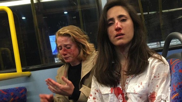 Aggressione a Londra, lesbiche, Melania Geymonat, Sicilia, Mondo