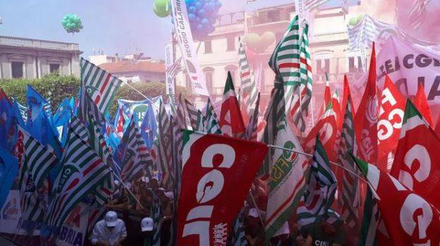 cgil ragusa, manifestazione, Reggio Calabria, Peppe Scifo, Ragusa, Cronaca