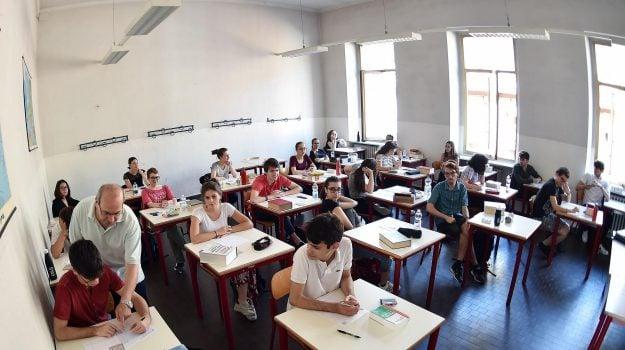 italiano, matematica, maturità 2019, scuola, Marco Bussetti, Sicilia, Cronaca