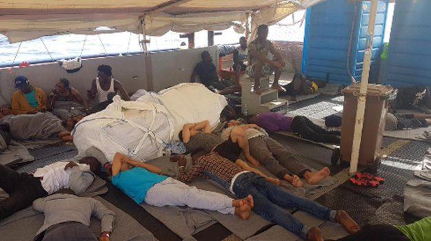 Lampedusa, migranti, Sea Watch, Matteo Salvini, Agrigento, Cronaca