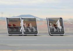 Next, l'autobus del domani: ecco come funziona Il filmato di presentazione dell'innovativo mezzo di trasporto pubblico ideato da NEXT Future Transportation  - Corriere Tv