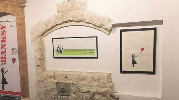 autorizzazione, mostra Banksy, noto, Siracusa, Cultura