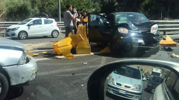 incidente palermo mazara, Palermo, Cronaca