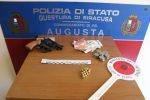 Rapina ad un Ufficio Postale di Augusta. Arrestato dalla Polizia di Stato