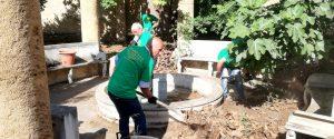 Volontari col reddito di cittadinanza al lavoro in questi mesi a Palermo