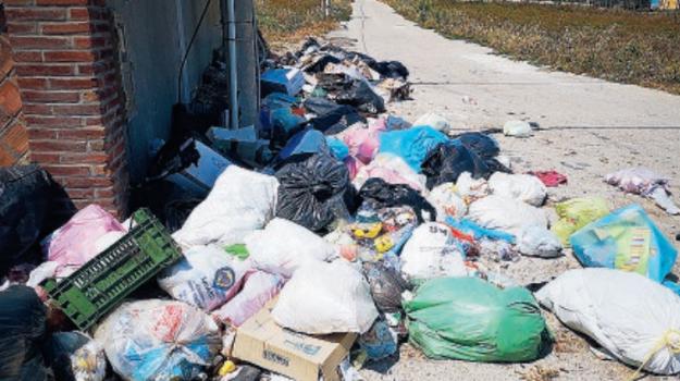 Morghella, Pachino, rifiuti, Siracusa, Cronaca