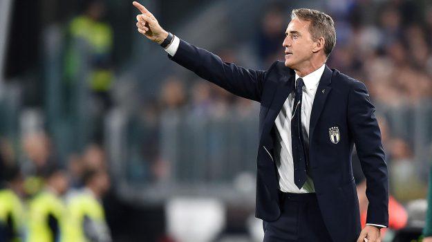 Euro 2020, Italia-Bosnia, Roberto Mancini, Sicilia, Calcio
