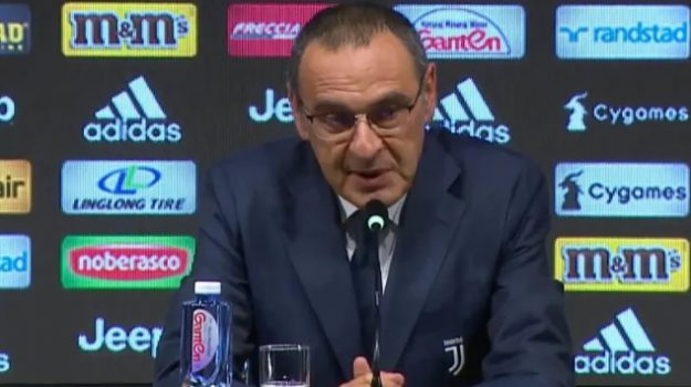 juve, SERIE A, Maurizio Sarri, Sicilia, Calcio