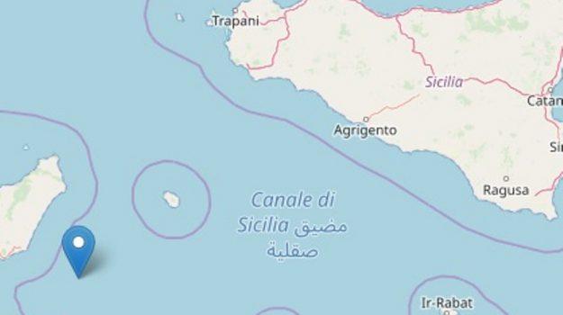 Pantelleria, scossa, terremoto, Trapani, Cronaca