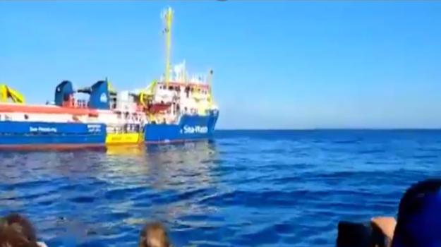 migranti, Sea Watch, Sicilia, Politica