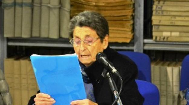 Morta Simona Mafai, Simona Mafai, Palermo, Politica