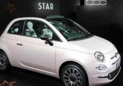 Star e Rockstar le nuove Fiat 500 Le due serie speciali declinano le due anime della city car: una più raffinata e l'altra più sportiva - CorriereTV