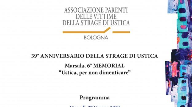 evento, marsala, strage di ustica, Trapani, Cultura