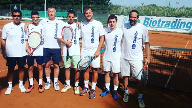 marsala, Sunshine-Biotrading, Tennis, Trapani, Sport