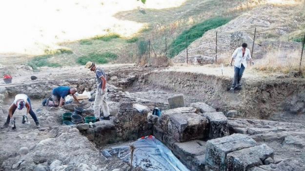 Area Arcehologica Catena, TROINA, Fabio Venenzia, Enna, Cronaca