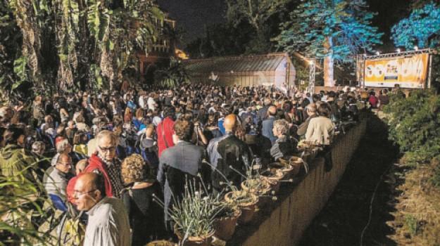 orto botanico, palermo capitale della cultura, una marina di libri, Palermo, Cultura