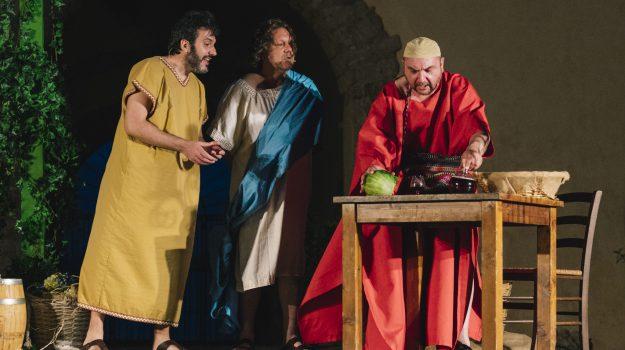 Il trapasso dell'acido in vino, teatro, Marco Pomar, Palermo, Cultura