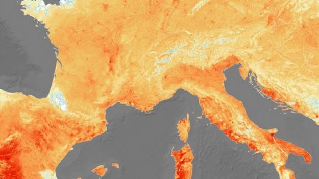 caldo, meteo, perturbazione, temperature sicilia, Sicilia, Meteo
