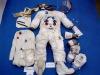 Il velcro era fra le tecnologie utilizzate nelle tute degli astronauti nelle missioni Apollo (fonte: NASA)