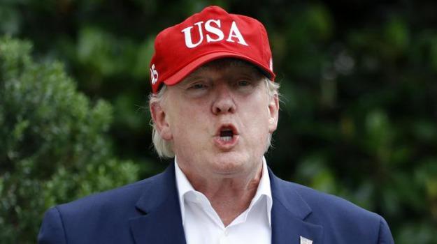 USA, Donald Trump, Sicilia, Mondo