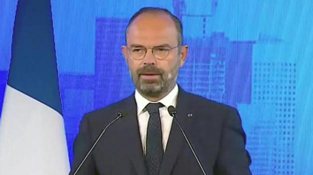 francia, Edouard Philippe, Sicilia, Mondo