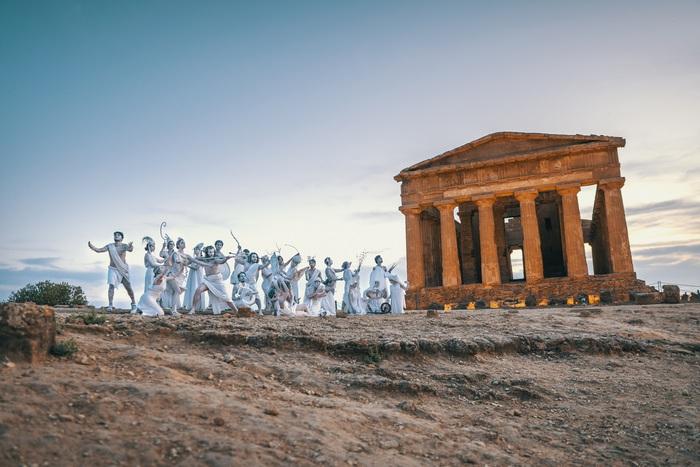 Calendario Alba Tramonto 2020.Valle Dei Templi All Alba O Al Tramonto Giornale Di Sicilia